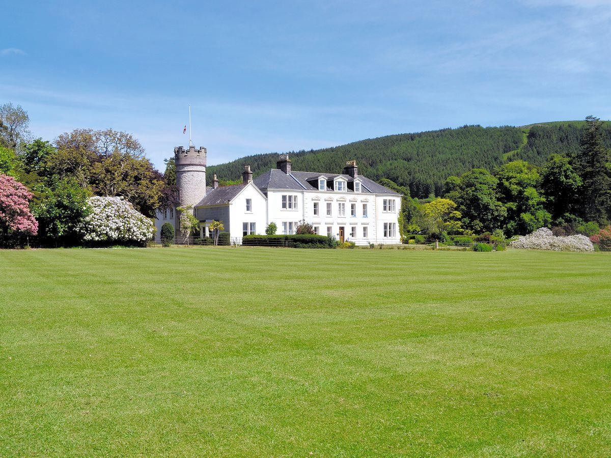 knockdow house, wedding venues in scotland, scottish wedding venues