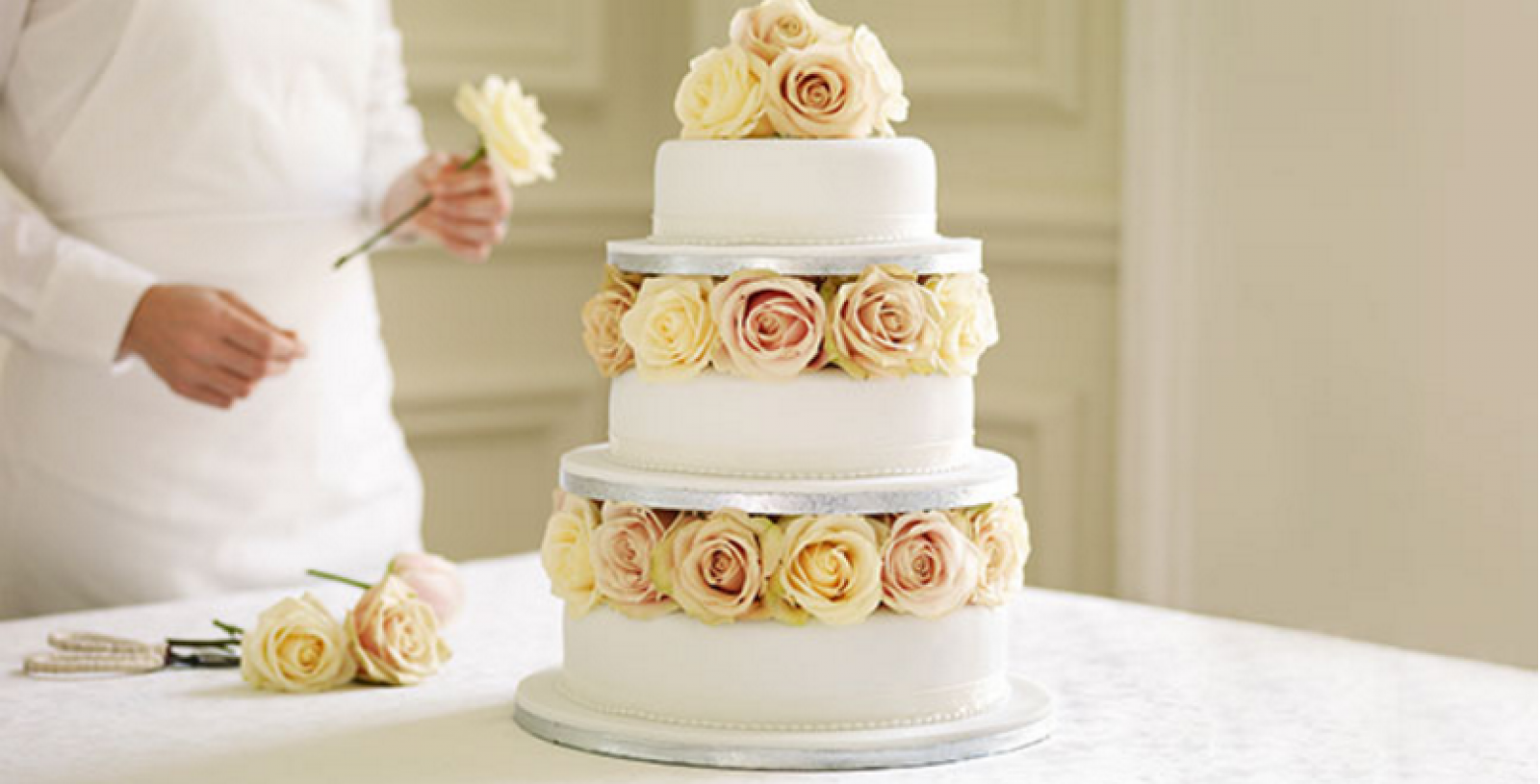 Easy Diy Wedding Cakes With Waitrose Weddingplanner
