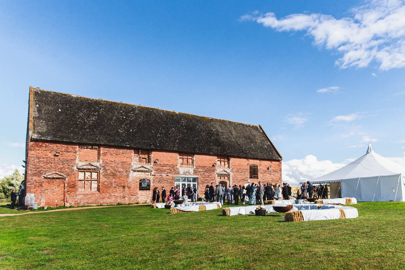 Godwick | Barn Wedding Venues | WeddingPlanner.co.uk