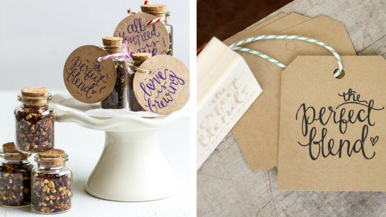 tea wedding favours, charitable wedding favours, wedding ideas,