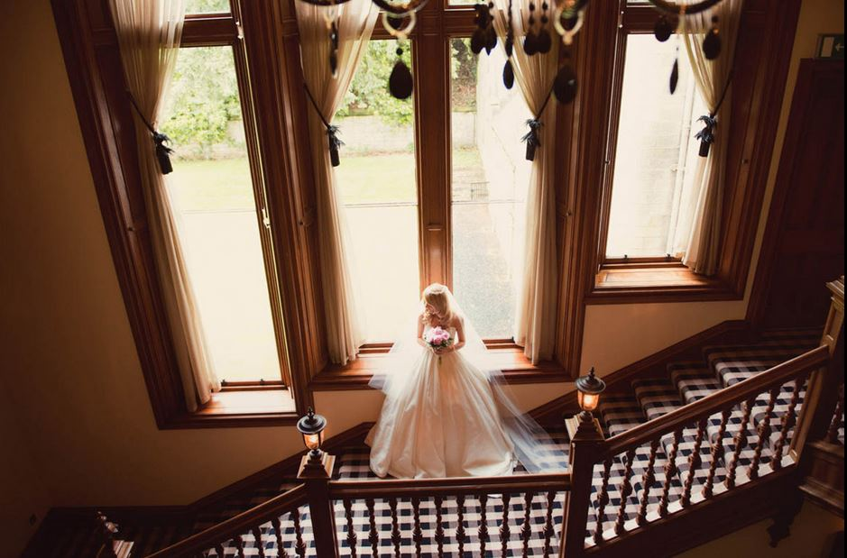 Kinnettles Castle Is A Fully Licensed Civil Ceremony Wedding Venue Situated Near To Dundee Forfar With Its Fairy Tale Turrets Stunning Black And White