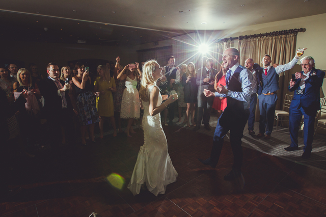 the manor house real wedding