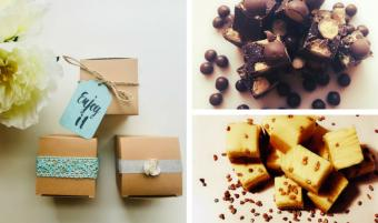 9 Reasons Why Fudge Makes The Best Wedding Fav...