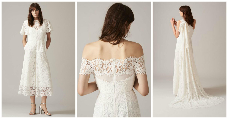 Whistles High Street Wedding Dress Collection - WeddingPlanner.co.uk