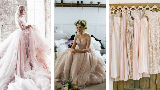 Wedding Dresses, Gilded Rose, Inspire me, Wedding Inspiration