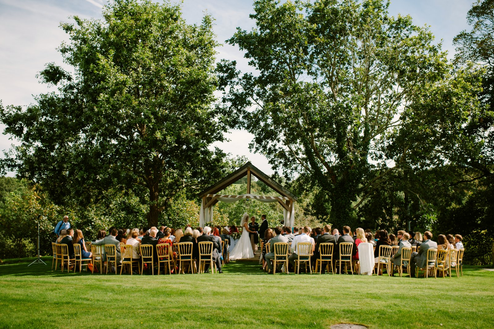 The Green wedding venue in Cornwall