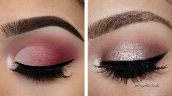 wedding make up, wedding eye, pink eye make up, wedding make up inspiration
