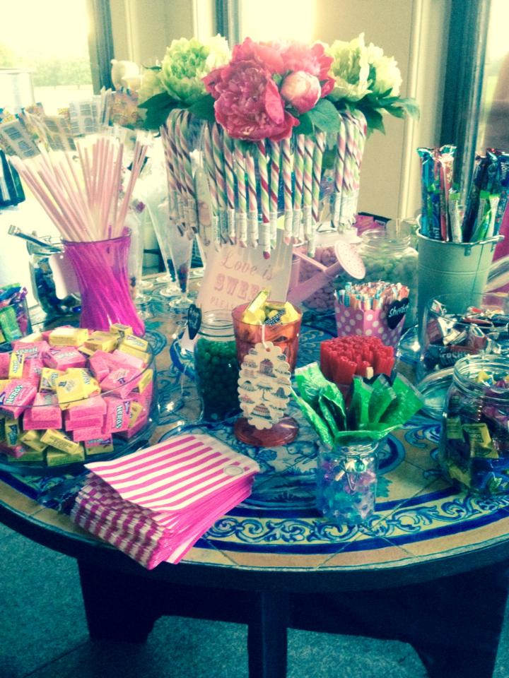 Candy Emporium - Sweet Station Wedding - WeddingPlanner.co.uk