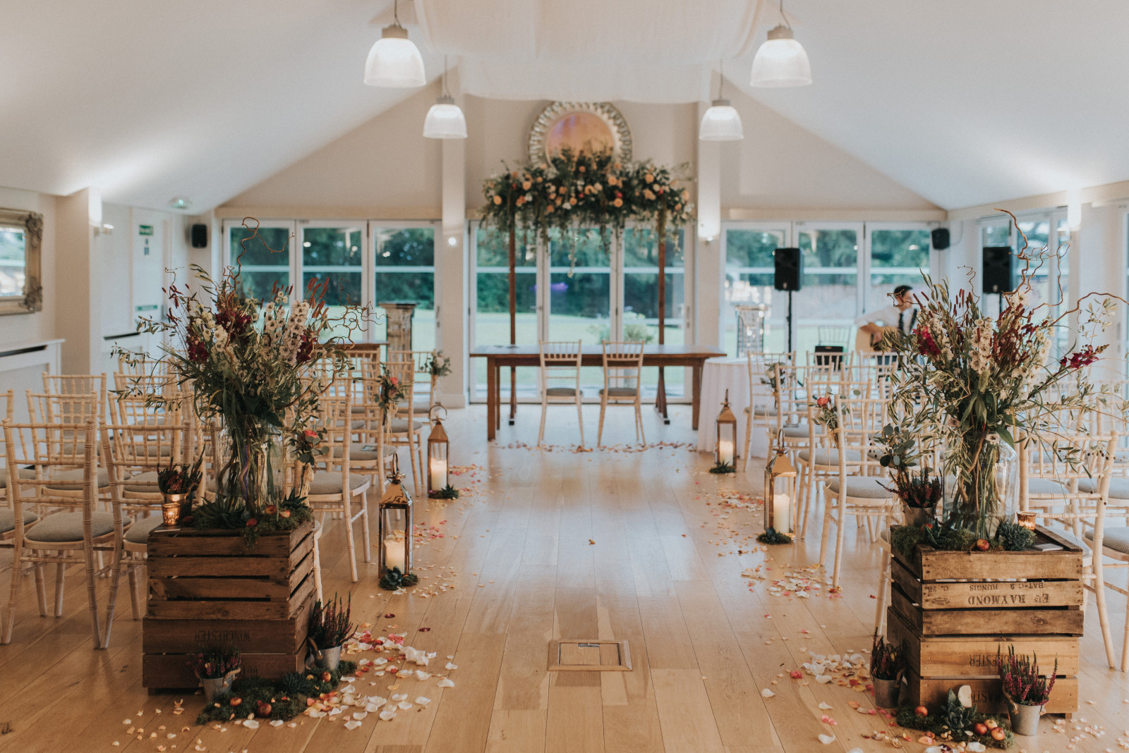 Wasing Park | Barn Wedding Venues | WeddingPlanner.co.uk