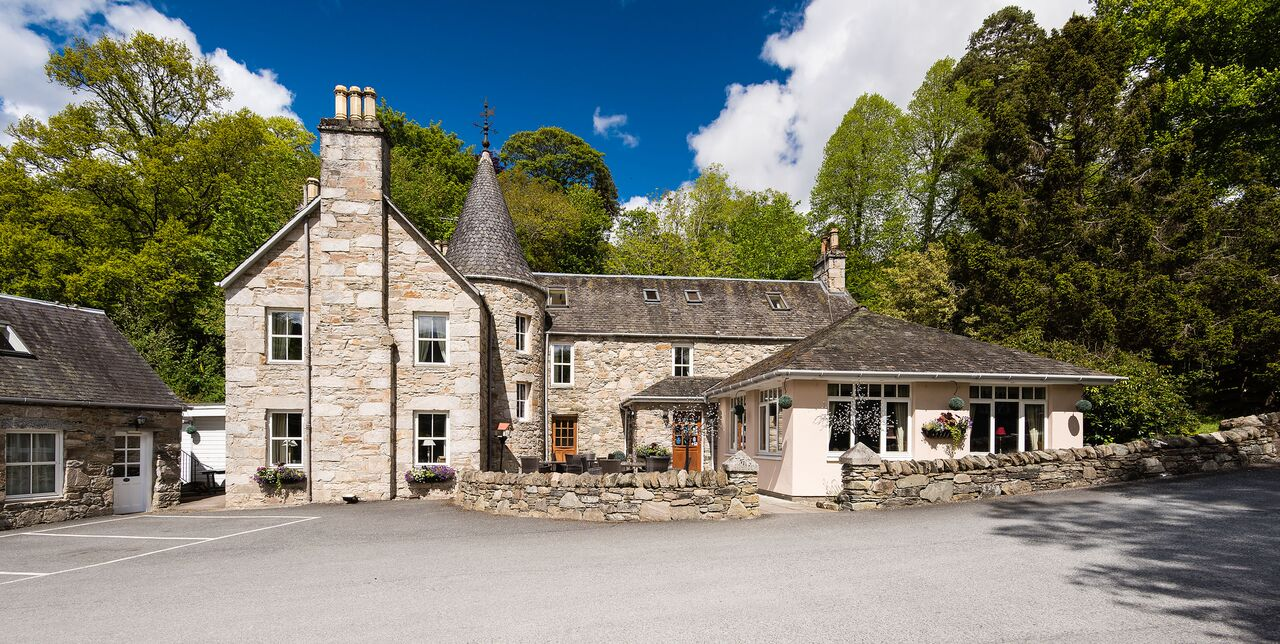 East Haugh House Hotel, Wedding Venues, Scotland Venue, Late license venue