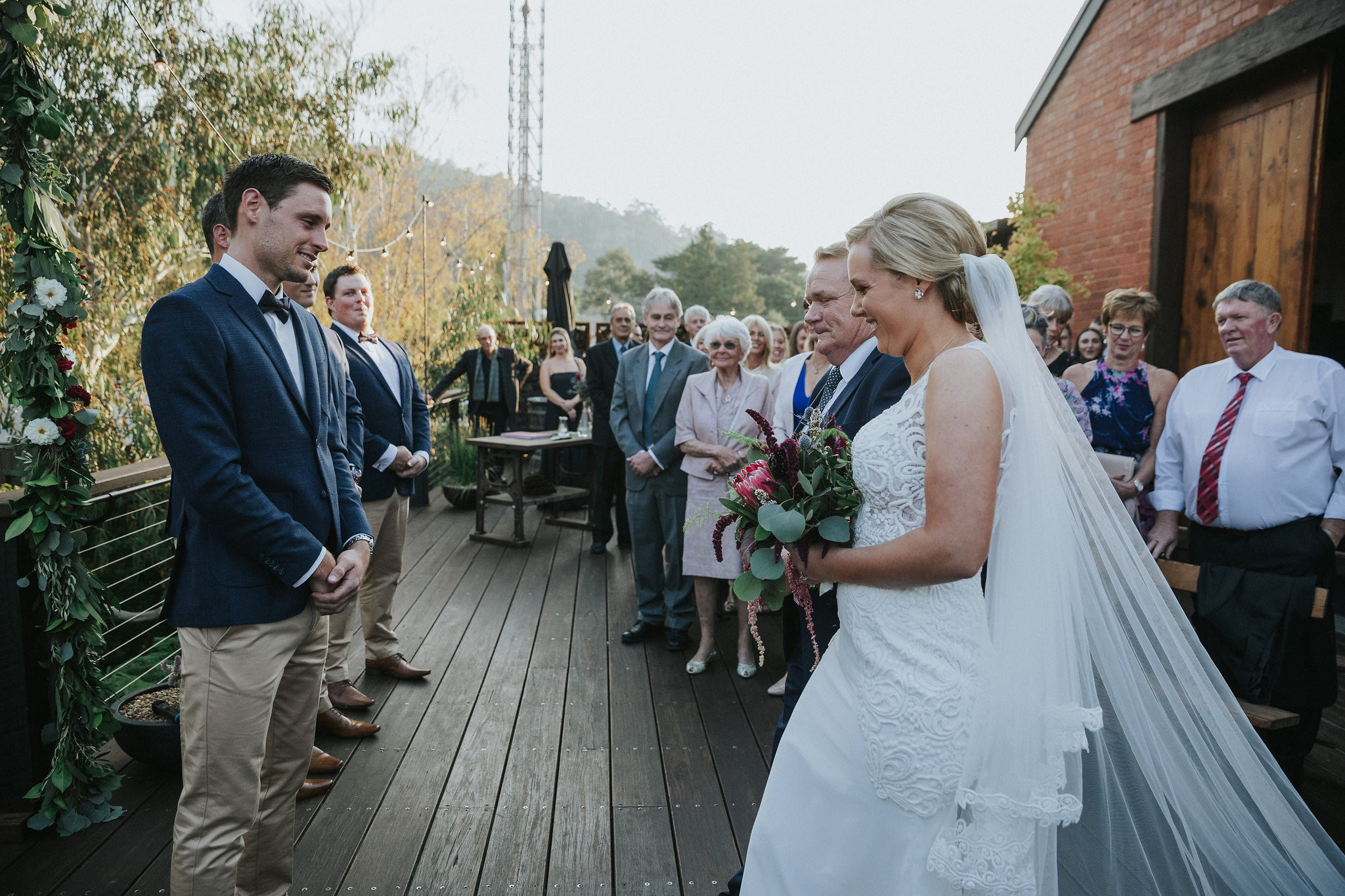 Summer Wedding, Rustic Wedding, Mountain Wedding, Australia Wedding