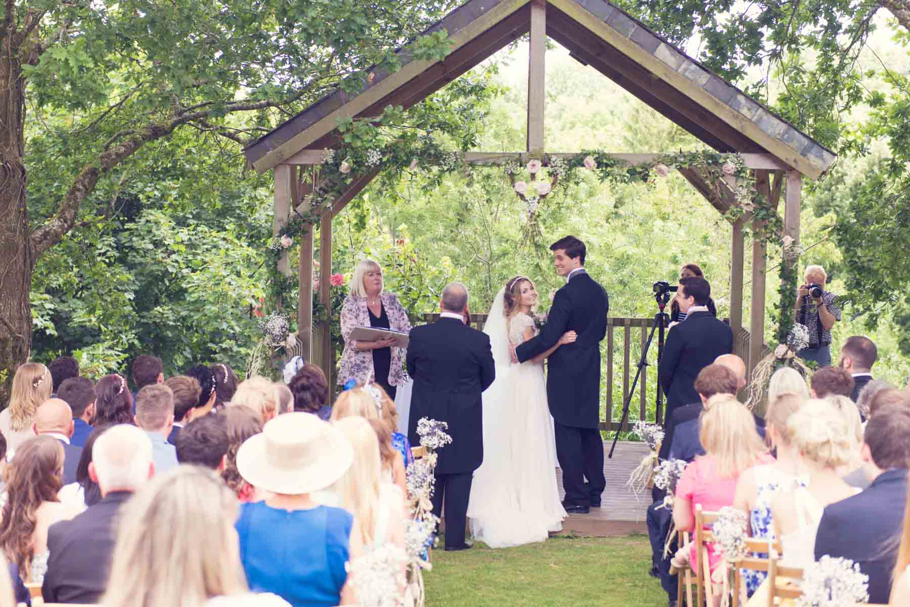real wedding, the Green Cornwall, cornwall wedding venue