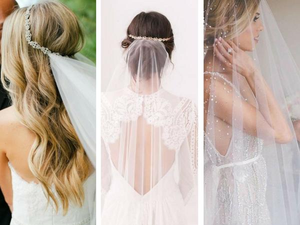 How To Style A Wedding Veil - WeddingPlanner.co.uk