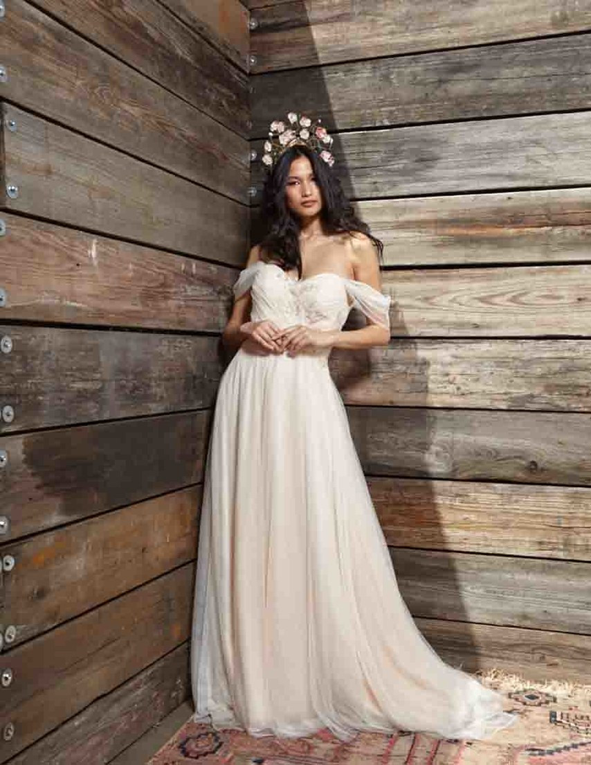 Summer Wedding Dress | WeddingPlanner.co.uk